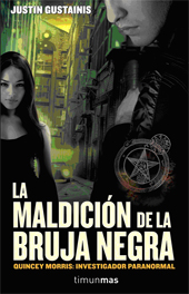 Bruja Negra 2nd cover