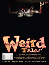 Weird Tales #362 cover
